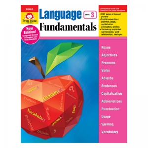 LANGUAGE FUNDAMENTALS GR 3 COMMON  CORE EDITION