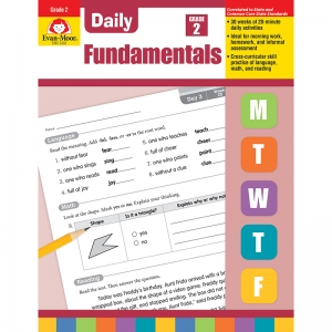 DAILY FUNDAMENTALS GR 2