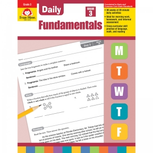 DAILY FUNDAMENTALS GR 3