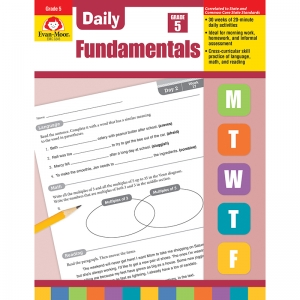 DAILY FUNDAMENTALS GR 5