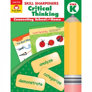 PREK SKILL SHARPENERS CRITICAL  THINKING