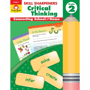 GR 2 SKILL SHARPENERS CRITICAL  THINKING