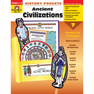 HISTORY POCKETS ANCIENT  CIVILIZATIONS