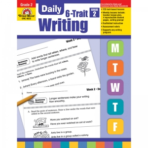 DAILY 6 TRAIT WRITING GR 2