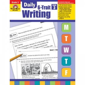 DAILY 6 TRAIT WRITING GR 3