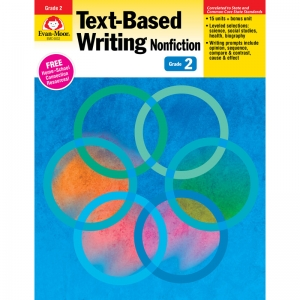 GR 2 TEXT BASED WRITING LESSONS  FOR COMMON CORE MASTERY