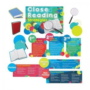 CLOSE READING STRATEGIES BB SET