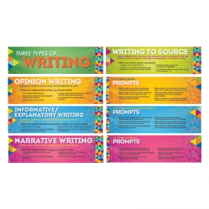 NARRATIVE OPINION AND INFORMATIVE  EXPLANATORY WRITING MINI BB SET