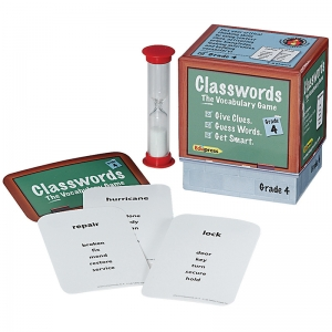 CLASSWORDS VOCABULARY GR 4