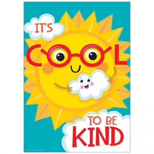 "Its Cool to Be Kind 13"" x 19"" Posters"