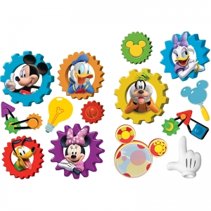 Mickey Mouse Clubhouse 2-Sided Deco Kits