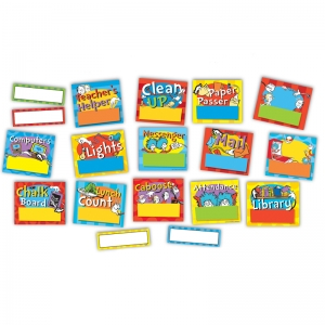 DR. SEUSS STANDARD JOB CHART MINI  BB SET