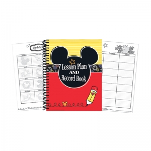 MICKEY COLOR POP LESSON PLAN &  RECORD BOOK