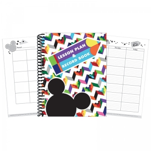 GEO MICKEY LESSON PLAN BOOKS
