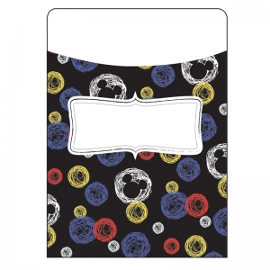 MICKEY COLOR POP LIBRARY POCKETS