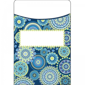 BLUE HARMONY MANDALA LIBRARY POCKET