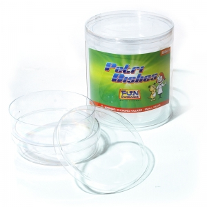 PETRI DISHES EXTRA DEEP PACK OF 4