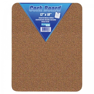 CORK BULLETIN BOARD 12 X 18