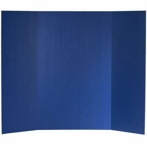 36X48 BLUE PROJECT BOARD BOX OF 24  1 PLY CORRUGATED
