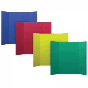 ASSORTED COLORS 24 PER CT 4 COLORS  PROJECT BOARDS