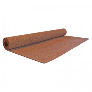 CORK ROLLS 4X24FT 6MM THICK