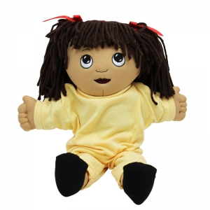 DOLLS HISPANIC GIRL DOLL SWEAT SUIT