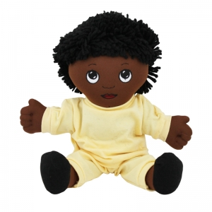 DOLLS BLACK BOY DOLL SWEAT SUIT