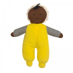 AFRICAN AMERICAN GIRL DOLL  BABY'S FIRST