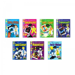 SCIENCE ALLIANCE PHYSICAL SCIENCE  SET OF ALL 7 TITLES
