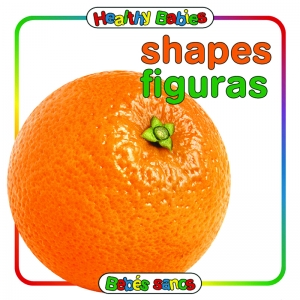 SHAPES BOARD BOOK BILINGUAL SPANISH  ENGLISH