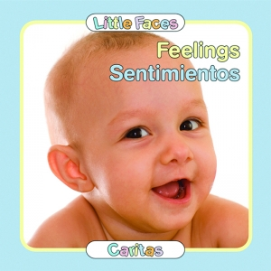 FEELINGS BOARD BOOK BILINGUAL  SPANISH ENGLISH