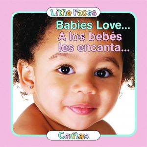 BABIES LOVE BOARD BOOK BILINGUAL  SPANISH ENGLISH