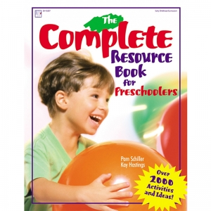THE COMPLETE RESOURCE BOOK  GR PK-K