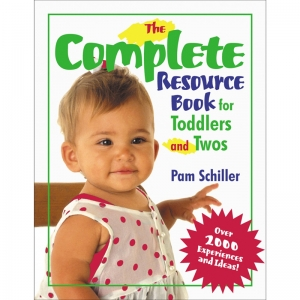 THE COMPLETE RESOURCE BOOK FOR  TODDLERS & TWOS