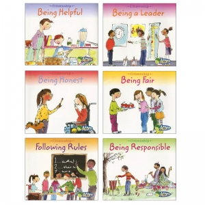 Citizenship Book Set, Set of 6