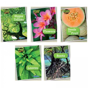 PLANT PARTS BOOK SET OF 5