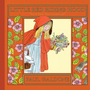 LITTLE RED RIDING HOOD HARDCOVER