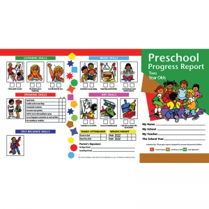 PROGRESS REPORTS PK 10-PK 2 YEAR  OLDS