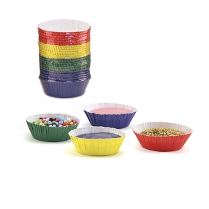 CRAFT CUPS COLORED PACK OF 25