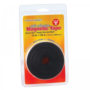 MAGNETIC TAPE  1 / 2 X 10  SELF ADHESIVE