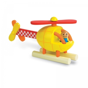 MAGNETIC VEHICLES HELICOPTER