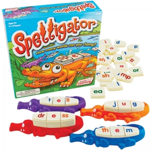 Spelligator Word Building Game