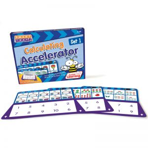 Smart Tray Calculating Accelerator Set 1, 2 Sets