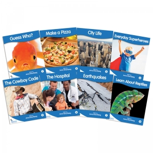 Fantails Book Banded Readers, Blue NonFiction, Levels DH