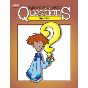 SPANISH HIGHER LEVEL THINKING  QUESTIONS BOOK
