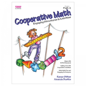 COOPERATIVE MATH RESOURCE BOOK  GR PK-2