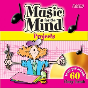 MUSIC FOR THE MIND CDS PROJECTS