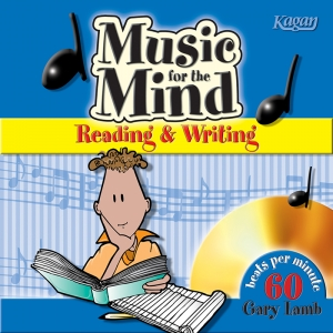 MUSIC FOR THE MIND CDS READING AND  WRITING