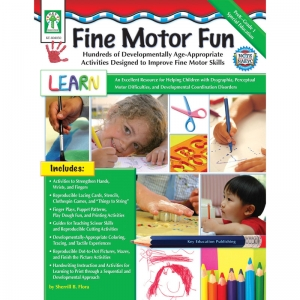 Fine Motor Fun Resource Book