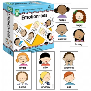 EMOTION-OES GAMES AGES 4 & UP